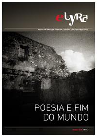 Ver N.º 5 (2015): Poesia e Fim do Mundo